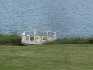 Gates Landing on Bay of Fundy waterfront - Port George vacation rentals