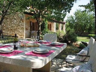 Stone villa with pool  tranquil location in Istria - Sveti Lovrec vacation rentals