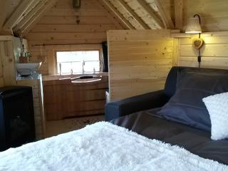 Chambre d'hôtes Le Kota Cabana - Saint-Nabord vacation rentals