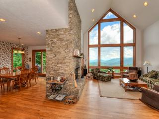 Breathtaking Views & Easy Access at 4,000ft. - Waynesville vacation rentals