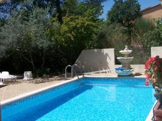 Villa avec Piscine sur terrain clôs à la campagne - Draguignan vacation rentals