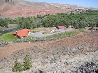 Luxury Mountain Estate on Wind River- Upstairs - Dubois vacation rentals