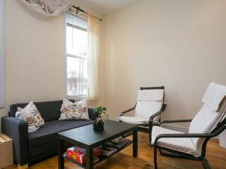 Large 5bd2ba Duplex Close to Subway + Backyard - Brooklyn vacation rentals