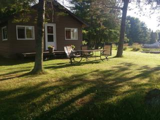Lake Side Cottage - Rhinelander vacation rentals