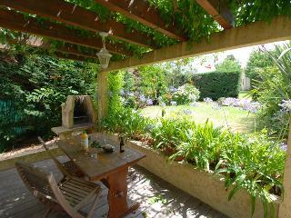 """jolie minivilla """"lilas"""" indépendante sans vis à vis avec jardin privatif à 5 min des plages - Calvi vacation rentals"""