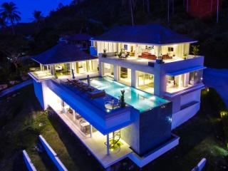 Villa White Tiger: 16m Infinity Swimming Pool - Koh Samui vacation rentals