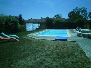 Nice Bed and Breakfast with Internet Access and Outdoor Dining Area - La Cote-Saint-Andre vacation rentals