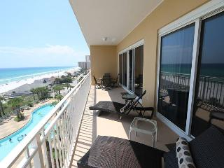 Sterling Beach 502-Gulf Front-Sleeps 8-Last Minute Deal-Luxury Condo - Panama City vacation rentals