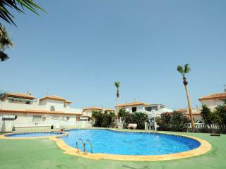 Playa Flamenca 2 bed quad House + community pool - Alicante vacation rentals