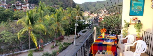 1 BR $40 US QUIET,PEACEFUL & RIGHT ON THE RIVER - Image 1 - Puerto Vallarta - rentals