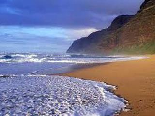 Comfortable camping...Polihali Beach - Princeville vacation rentals