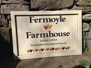 Fermoyle Farmhouse (occupancy 8) - Fanore vacation rentals