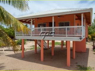 Beach Front, Casita del Mar, Hopkins Belize - Hopkins vacation rentals
