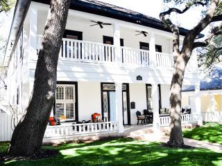 Travis Heights Mansion near SoCo & Downtown - Austin vacation rentals