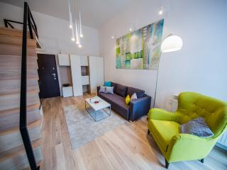 Stunning studio close to center - Wroclaw vacation rentals