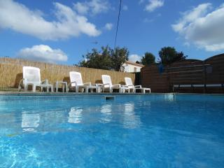 Vendee village Gite - Private Pool - sleeps 10 - La Châtaigneraie vacation rentals