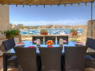 Pisces Sea Front house with free Wifi - Marsaxlokk vacation rentals