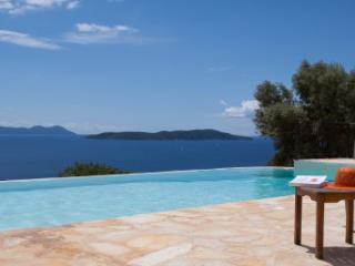 Villa Boubouki- Charming seafront villa on a beautiful relaxing area - Sivota vacation rentals