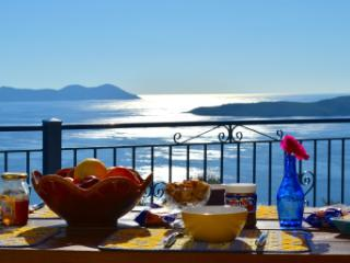 Villas Balcony, 2 swimming pools, calm and sea to infinity. - Sivota vacation rentals