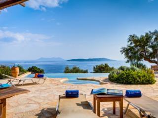 Villa Anatoli - Luxury seafront villa with private infinity pool - Sivota vacation rentals