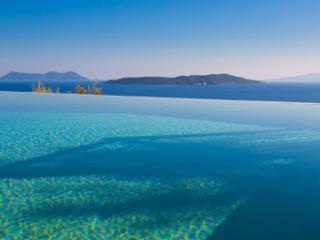 Villa Portokali - Spacious, luxury villa with endless seaview - Sivota vacation rentals