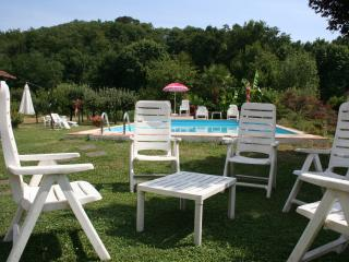 Casale i Girasoli: romantic apt, park and pool - Barga vacation rentals