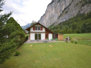 Waterfall Chalet.  Private.  Amazing Views. - Lauterbrunnen vacation rentals