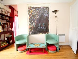 Apartment - 24m² - 1 bedroom - 2pax - Paris 9th - Paris vacation rentals