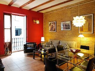 1 bedroom Apartment with Internet Access in Valencia - Valencia vacation rentals