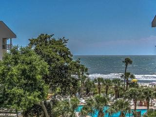 3422 Villamare- 4th Floor, Oceanfront Views,  FULLY RENOVATED - Hilton Head vacation rentals