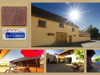 2 bedroom Gite with Internet Access in Neuf-Brisach - Neuf-Brisach vacation rentals