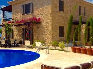 Stone Villa in olive grove, 6 minute drive to sea - Kalo Nero vacation rentals
