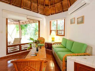 Garden Suite 122.Bungalow Garden view.Fully equippment. On Downtown - Quintana Roo vacation rentals