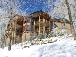 Home on Sugar Mtn w/ view, solar, HT & Game rm - Banner Elk vacation rentals