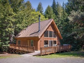 2BR home/w private hot tub, Redwood access - Mendocino vacation rentals