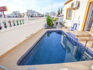 Villa with private pool and free Wifi - Torrevieja vacation rentals