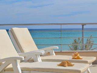 110 Top apartment with terrace in  Alcudia bay - Ca'n Picafort vacation rentals