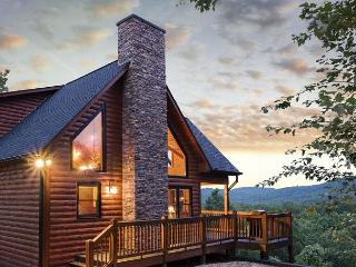 INSPIRING VIEWS, AT INSPIRATION RIDGE - Mineral Bluff vacation rentals