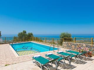 Argiro Villa I, panoramic view and pool! - Maroulas vacation rentals
