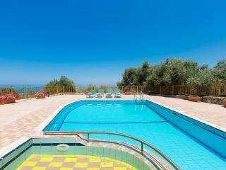 Argiro Villa II, stunning view & pool! - Maroulas vacation rentals