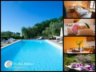 Ginestra at Vecchio Mulino Farmhouse - Radicondoli vacation rentals