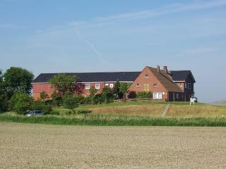 Ferienhof Dethlefsen: Wohnung Nordseedeich - Pellworm vacation rentals
