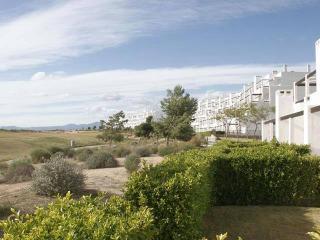 Front line Block 11 Apartment overlooking 12th tee - Alhama de Murcia vacation rentals
