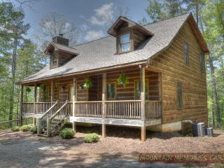 Star Seasons Retreat  Coosawattee  Hot Tub - Ellijay vacation rentals