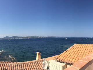 Romantic sea view in Central Saint Tropez - Saint-Tropez vacation rentals