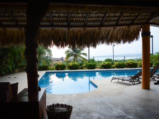 Puerto's best ocean views 2 BR  aptmt. & pool - Puerto Escondido vacation rentals