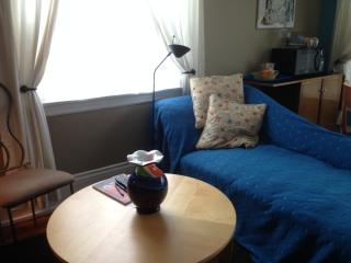 Sunny neighborhood, comfortable apartment - Burlingame vacation rentals