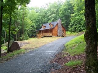Log home close to all shopping, casino and Nature - Monticello vacation rentals