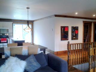 Comfortable Bungalow with Deck and Internet Access - Mont Tremblant vacation rentals