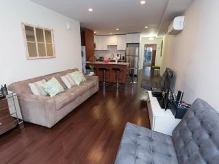 Luxurious, Modern, Townhome Garden Apt. 1 Bedroom - New York City vacation rentals